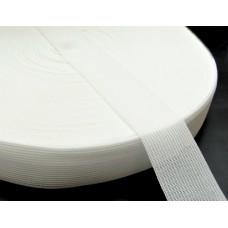Лента окантовочная 32 мм (100м) белая
