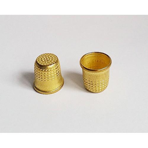 Наперсток золото  (10шт)