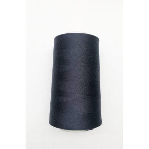 Нитки швейные 40/2 (4000м)   т.т.синий  №1323