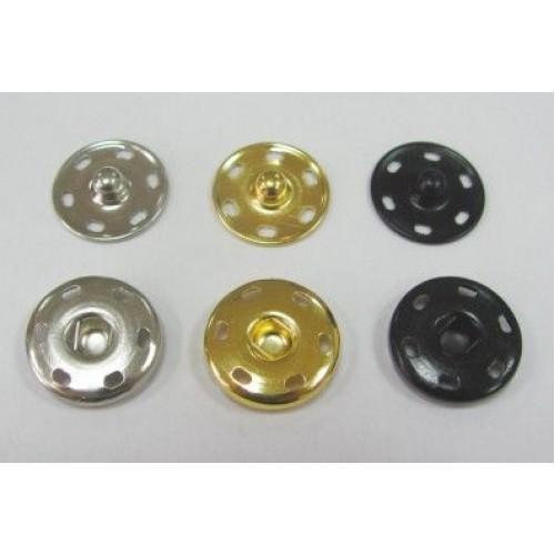 Кнопки пришивные на листах 30мм