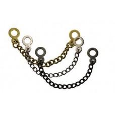 Вешалка цепочка для одежды    (50шт)