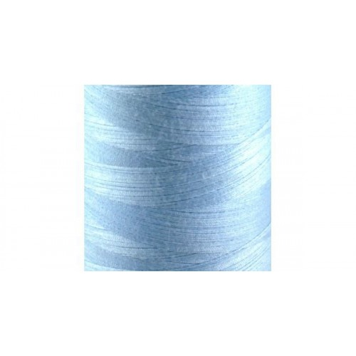 Нитки швейные 40/2 (3000м)   голубой №1280