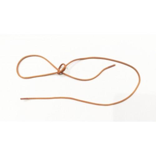 Шнурки тип 0    с пропиткой   70см  (50пар)     Рыжие