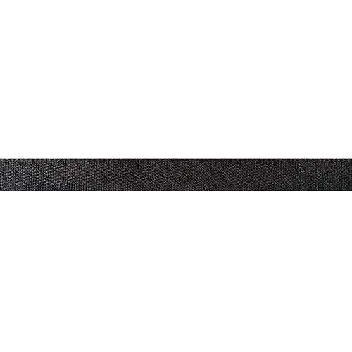 Брючная лента 15мм  Германия   (10м) чёрная
