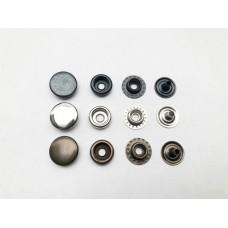 """Кнопки №61 мини d 12.5мм """"Кольцо"""" (30шт) нержавейка"""