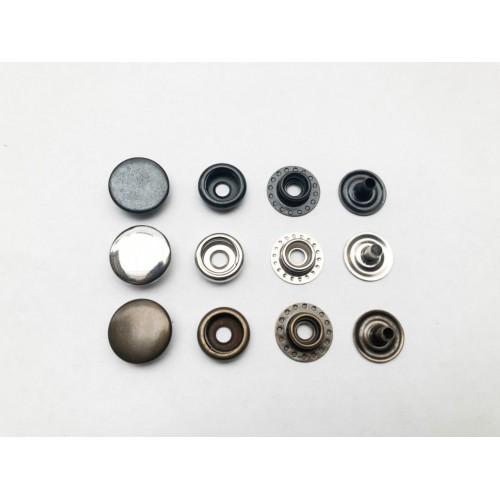 """Кнопки №61 мини d 12.5мм """"Кольцо"""" (720шт) нержавейка"""