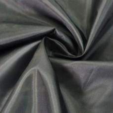 Ткань подкладочная  100% П/Э  (5м) чёрная   190Т