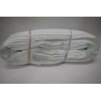 Молния рулонная спиральная №3  (400ярд)   RM белая