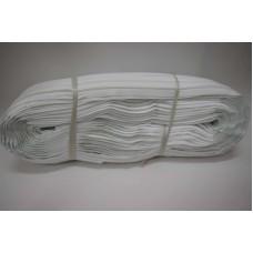 Молния рулонная спиральная №3 (100м) белая