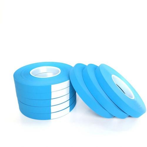 Лента PEVA для герметизации швов тканей (200м)  синяя