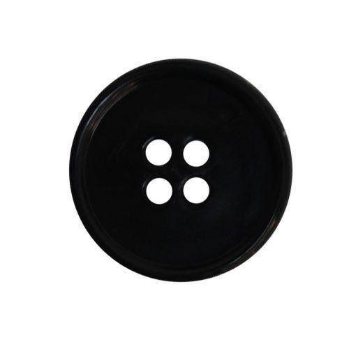 Пуговицы d 20/4 черный   (50шт)