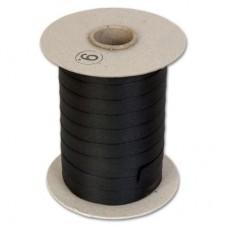 Брючная лента 15мм Германия (200м) чёрная