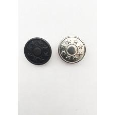 Джинсовые пуговицы 17мм Ассорти (50шт)