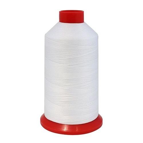 Нить повышенной прочности 420D/3, (1600ярд) белая