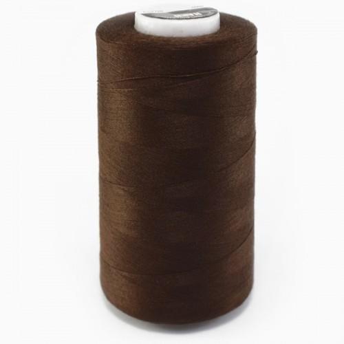 Нитки швейные 40/2 (3000м)    коричневый №1492