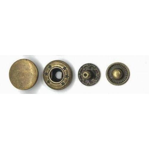 Кнопки 14мм  Китай  (1000шт)  антик