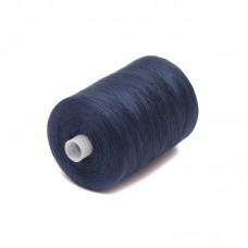 Нитки 45ЛЛ (2500м) т.синяя